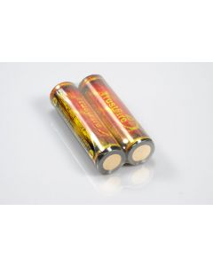 TrustFire Protected 18650 3000mAh Li-ion Rechargeable Battery(1 pair)