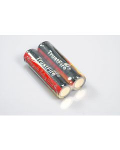 TrustFire Protected 18650 2400mAh Li-ion Rechargeable Battery(1 pair)