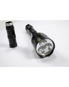 TrustFire TR-3T6 3*(CREE XM-L T6) 3800 lumen  LED Flashlight  (10 pcs)