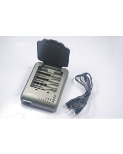 Trustfire TR-003P4 Rechargeable Battery Charger For 10440/14500/16340/17670/18500/18650