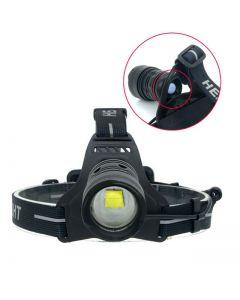 CREE XHP70 30W Headlight Led headlamp 6800lm zoom head lamp