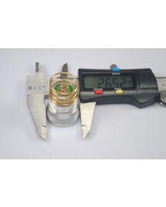 SSC P7 900 Lumens 2.7~4.2V 5-Mode 26.5mm OP LED lamp cap