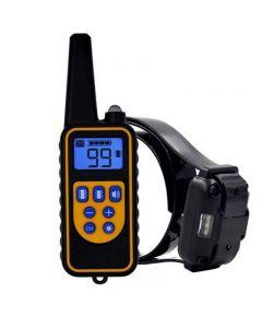 2020 NEW Dog Training Device Bark Control Collar Pet Dog Vibration Remote Control Dog Drive Ultrasonic Electronic Collar Double Vibration