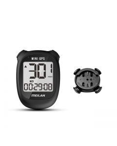 Meilan M3 MINI GPS Bike computer bicycle GPS Speedometer Speed Altitude DST Ride time Wireless bicycle computer