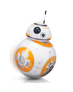 Upgrade 20.5cm Remote Control Robot BB-8 Ball RC Intelligent Robot 2.4G BB8 With Sound Action Figure BB-8 Gift Toys For Children