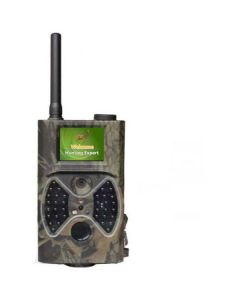 HC-300M 12MP 1080P Night Vision Hunting Traps GPRS Scouting Infrared For Trail Hunting Camera