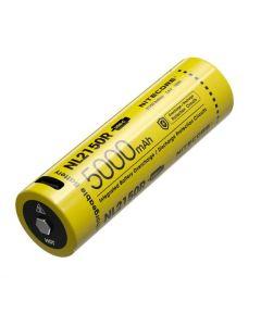 NITECORE NL2150R 5000mAh 3.6V 18Wh 21700 USB-C Li-ion Rechargeable battery