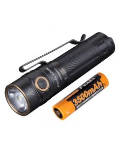 Fenix E30R 1600 lumens and 203 meters LED EDC Rechargeable Flashlight