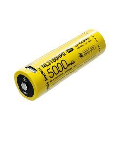 NITECORE NL2150HPR 5000mAh 3.6V 18Wh 21700 USB-C Li-ion Rechargeable battery