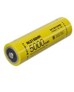 NITECORE NL2150HPi 5000mAh 3.6V 18Wh 21700 Li-ion Rechargeable battery