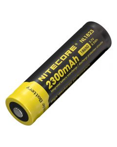 Nitecore 18650 NL1823 2300 3.7v 8.5Wh Li-ion  Rechargeable Battery