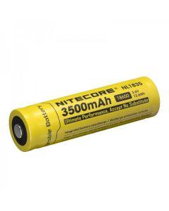 Nitecore 18650 NL1835 3500 3.6v 12.6Wh Li-ion Rechargeable Battery