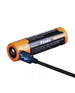 FENIX ARB-L21-5000U USB rechargeable 21700 Li-ion battery