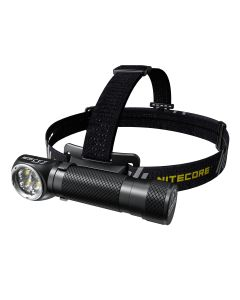 Nitecore HC35 4 x CREE XP-G3 S3 LED 2700 Lumens 134 meters 21700 battery USB Rechargeable headlamp