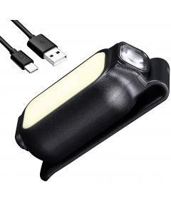 Fenix E-LITE 150 Lumen Tri-Color Clip-on Flashlight