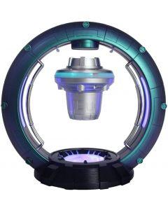 Magnetic Levitation Speaker, Rotation Floating Speaker Portable Bluetooth Speaker Cool Creative Art Design Levitating Bluetooth Speaker