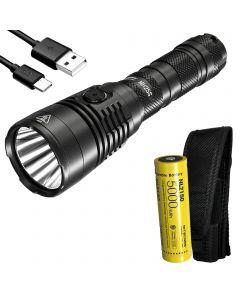 Nitecore MH25S Luminus SST-40 1800 Lumen USB-C Rechargeable Flashlight