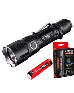 KLARUS XT11GT CREE XPH35 HD E4 2000 Lumen LED Flashlight