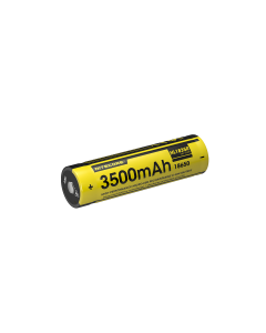 NITECORE NL1835R 3.6V High Performance Micro-USB 18650 Rechargeable battery