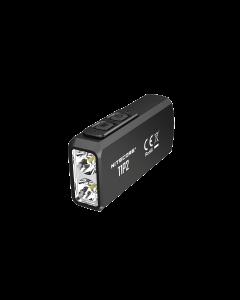 NITECORE TIP2 CREE XP-G3 S3 LED 720 Lumens USB Rechargeable Keychain Flashlight