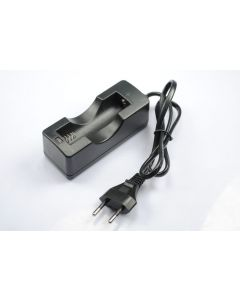 Single 18650 rechargeable Battery Charger