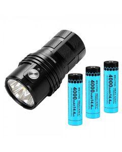 IMALENT MS06 6 CREE XHP70.2 25000 lumens LED Flashlight