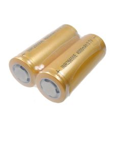 High Capacity 26650 4000mAh Li-ion Rechargeable Battery (1 pair)