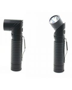 USB Rechargeable LED CREE XM-L T6 700 lumens Adjustable-headlight magnet flashlight Torch