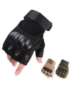 Tactical Climbing Gloves Fingerless Half Finger Sports Motorcycle Bike Military Hiking Training Hunting Fishing Racing Cycling