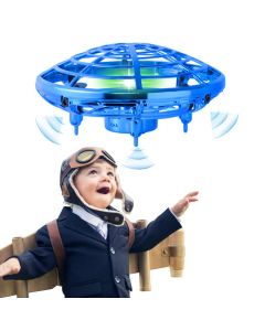 UFO Flying Ball Toys, Gravity Defying Hand-Controlled Suspension Helicopter Toy, Infrared Induction Interactive Drone Indoor Flyer Toys
