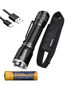 Fenix TK16 V2.0 Luminus SST70 LED 3100 Lumens Waterproof Rescue Search LED Flashlight