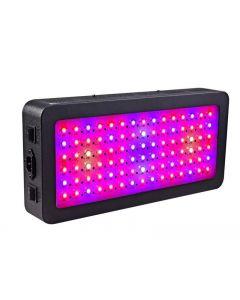 LED Grow Light, 600 Watt Full Spectrum Plant Light with Switch, IR&UV Growing Lamp Kits for Greenhouse Hydroponic Seedling Veg and Flower