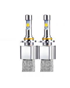 Super Bright Car Headlight H4 H7 CREE XHP70 58W 6900LM LED Car bulbs(1 pair)