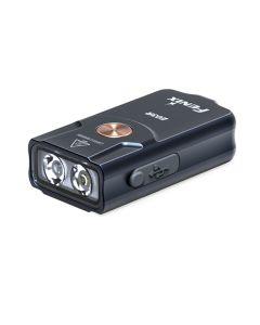 Fenix E03R 260 lumens LED EDC USB Rechargeable MINI Key Light Flashlight