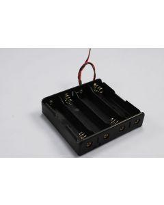 Diy Battery Box for 4*18650 Battery