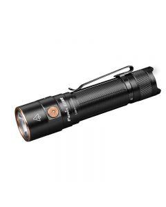 Fenix E28R Luminus SST40 cool white LED 1500 lumens 200 meters USB Type-C charging rechargeable Flashlight