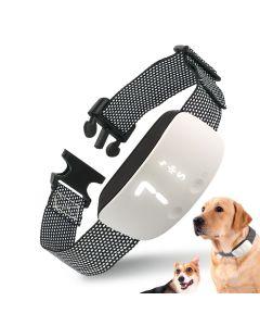 NEW Touch 7 Level Screen Dog Bark Shock Training Collar Waterproof Rechargeable Static Shock Anti No Bark Collar dog training