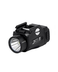 JETBEAM T2 CREE XP-L HI 520 lumens 16340 battery LED Flashlight