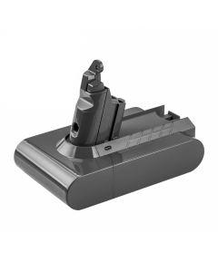 3000mAh 21.6V 3.0 Li-ion Battery for Dyson V6 DC58 DC59 DC61 DC62 DC74 SV09 SV07 SV03 965874-02 Vacuum Cleaner Battery & 2.2mAh