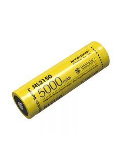 NITECORE NL2150 5000mAh 3.6V 18Wh 21700 Li-ion Rechargeable battery