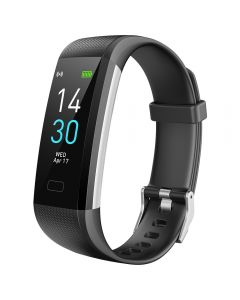 S5 Sports Smart Watch 's Heart Rate Blood Pressure and Body Temperature Monitoring Ip68 Waterproof Bracelet Men 's and Women