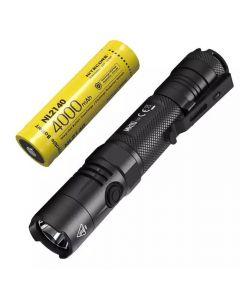 NITECORE MH10 V2 CREE XP-L2 V6 LED 1200 lumens USB-C charging 21700 Battery Flashlight