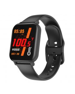 Smart Watch F25 Body Temperature Smart watch Sports Bracelet Support Heart Rate Blood Pressure Blood Oxygen