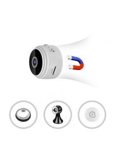 A9 DV WiFi Mini Camera 1080P HD Motion Detection/ IR Night Vision 150 Degree Wide Angle Voice Video Webcam